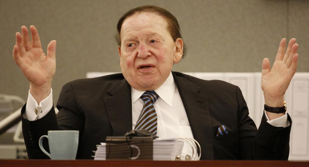 2016 Election: Donald Trump To Meet With Sheldon Adelson In Vegas