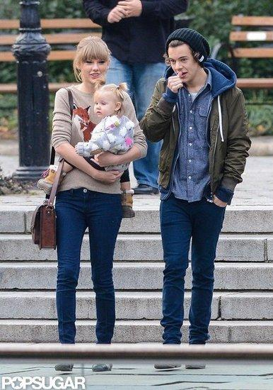 Taylor Swift Harry Styles Pictures Harry Styles and Taylor Swift