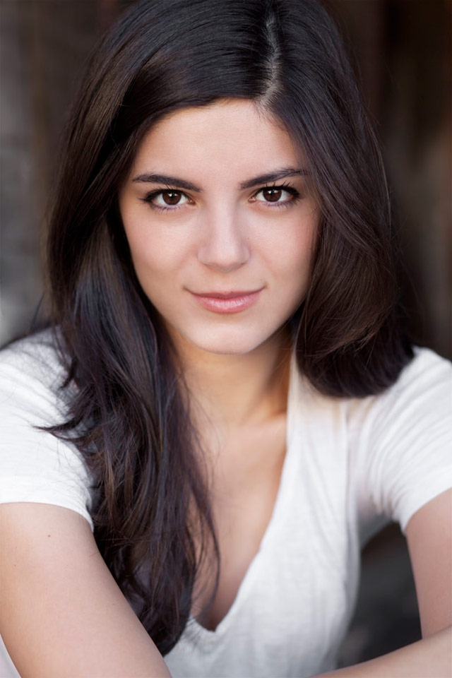 Hottest Woman 5/4/16     MONICA BARBARO (UnREAL)!   King Of The Flat