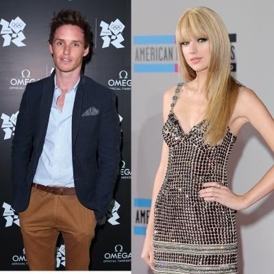 Taylor Swift and Eddie Redmayne | Happily Never After | Pinterest