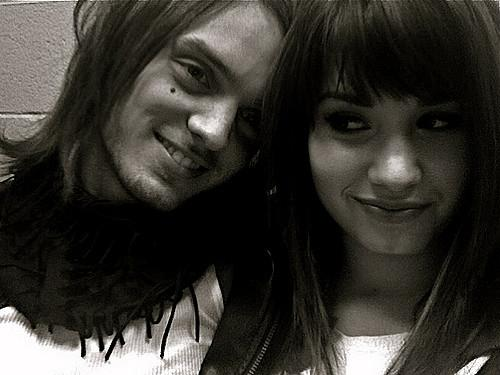 Demi Lovato & Alex Deleon | Flickr - Photo Sharing!