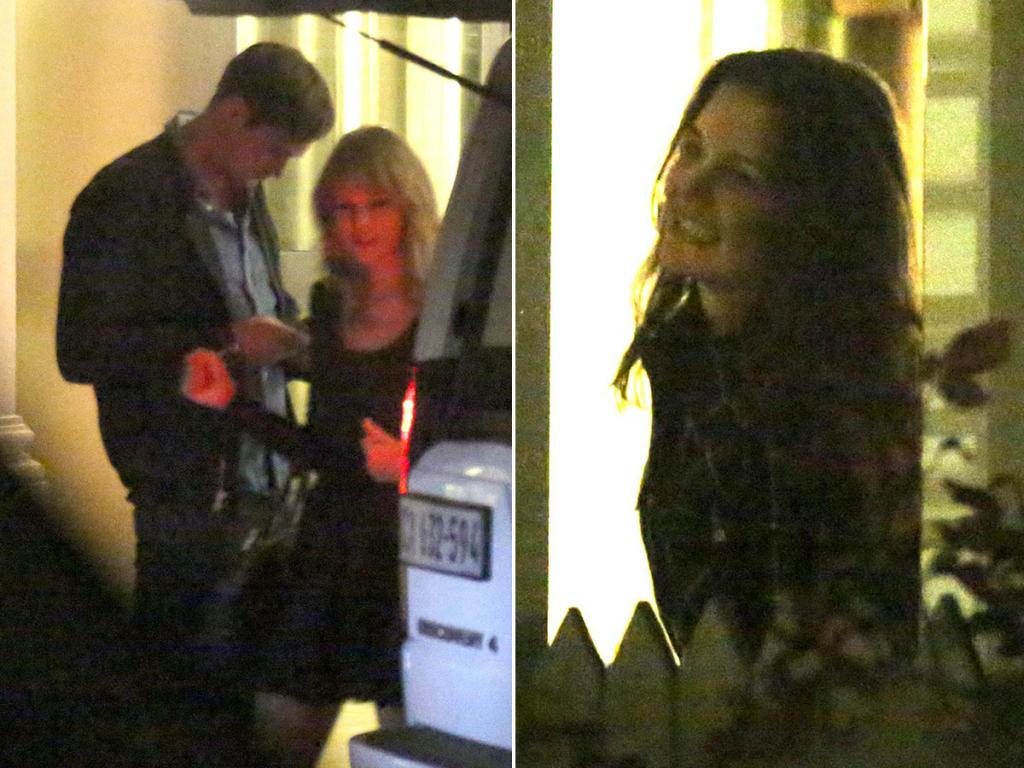 Taylor Swift Dines With Alexander Skarsgard, Releases New Song
