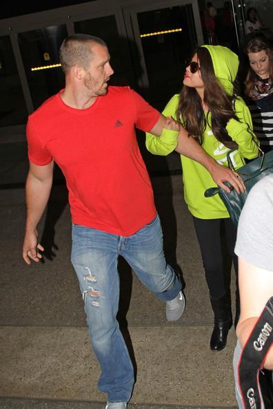 Mark Salling And Selena Gomez Selena gomez - selena gomez