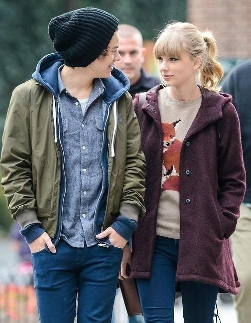 Taylor Swift and Harry Styles on Date in New York City: See the Pics