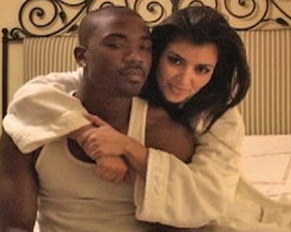 Kim Kardashian, Ray J photos