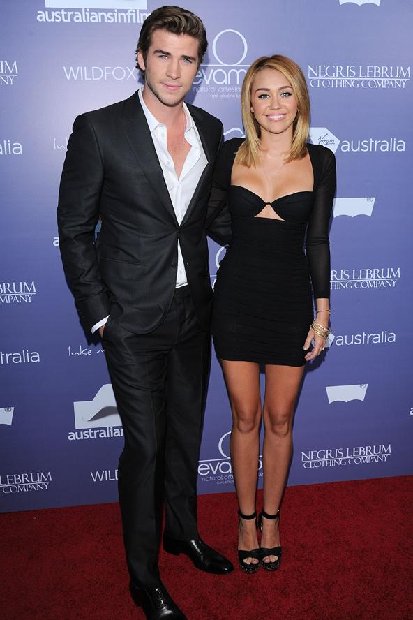Miley Cyrus Tattoo For Liam Hemsworth Engaged Again: Wedding News