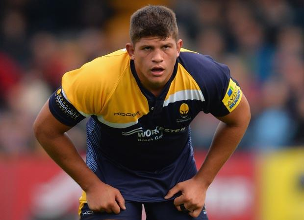 20 Questions: Mike Williams     Worcester Lock/flanker   The Rugby Paper