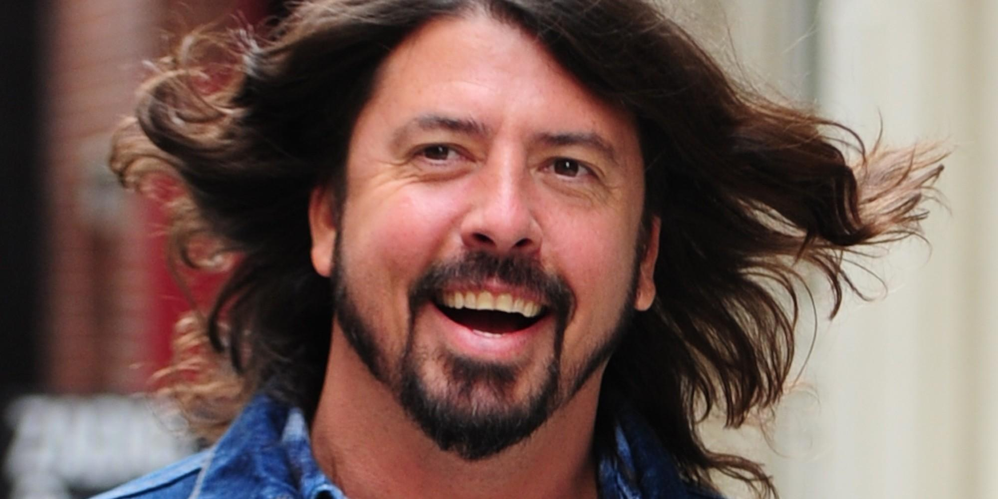 20 Reasons Why Foo Fighters' Dave Grohl Is The Coolest Dude In Music