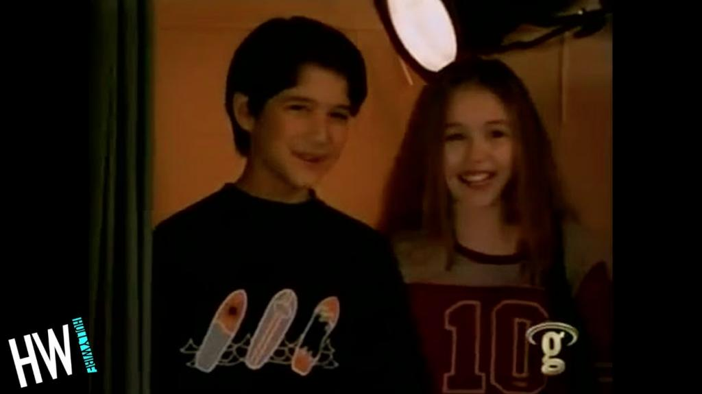 Tyler Posey Reveals Past Miley Cyrus Romance?! - YouTube