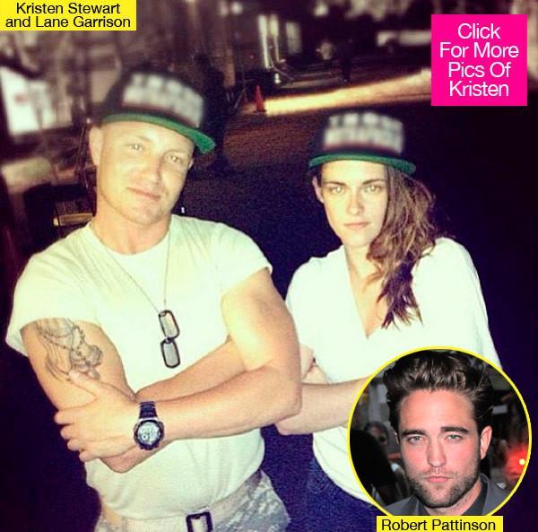 Kristen Stewart Lets Lane Garrison Move In With Her New Romance?