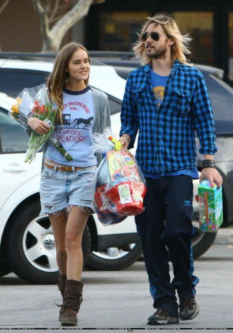 Poze cu Isabel Lucas Jared Leto Photo