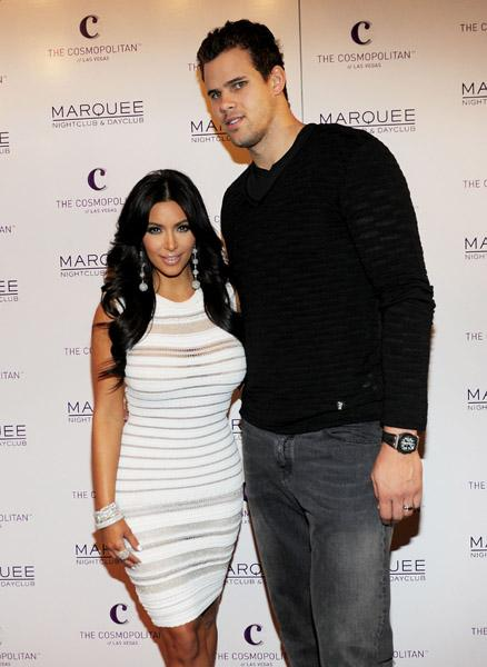 Kim Kardashian , Kris Humphries Photos
