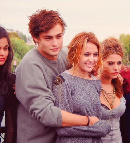 Miley Cyrus, Ashley Green, Adam G Sevani | Flickr - Photo Sharing!