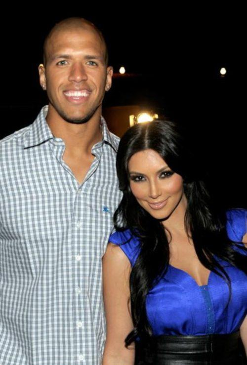 Kim Kardashian & Miles Austin: Dinner Date: Photo 2463048 | Kim
