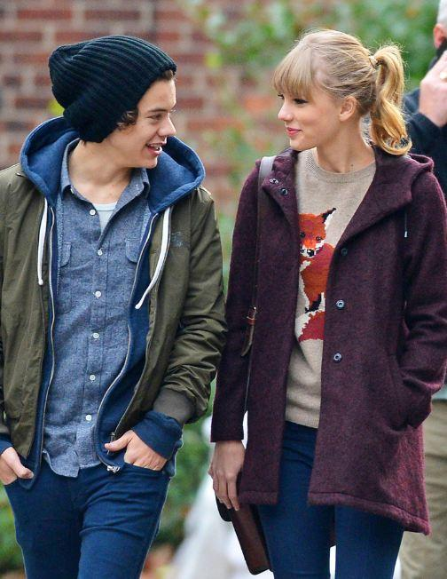 Taylor Swift, Harry Styles, One Direction, Celebrity Couples, France