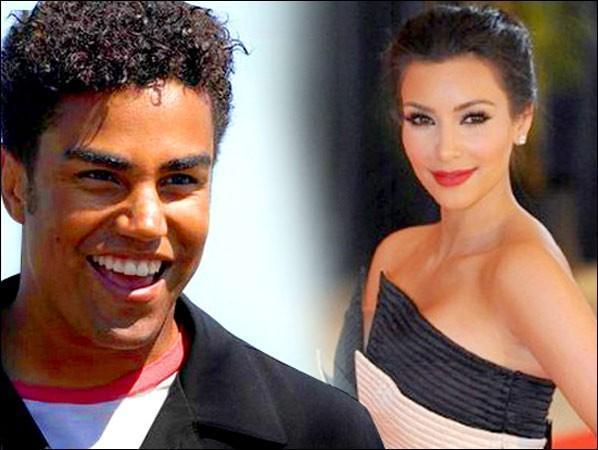 Kim Kardashian Tj Jackson photos