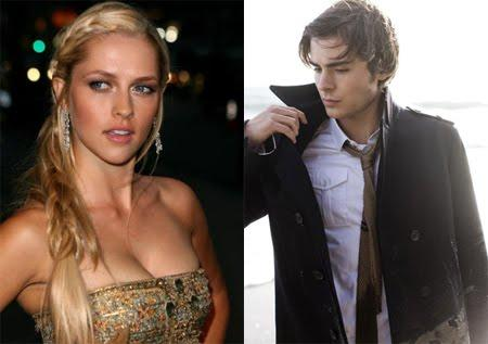 Zac Efron habra besado a Teresa Palmer despus de tomar juntos unos