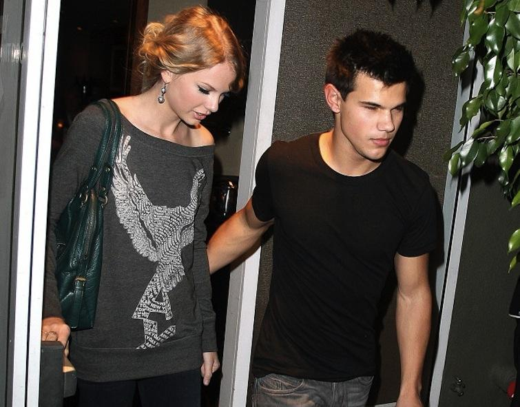 Taylor Lautner Is Offering Up Taylor Swift's Number - E! News