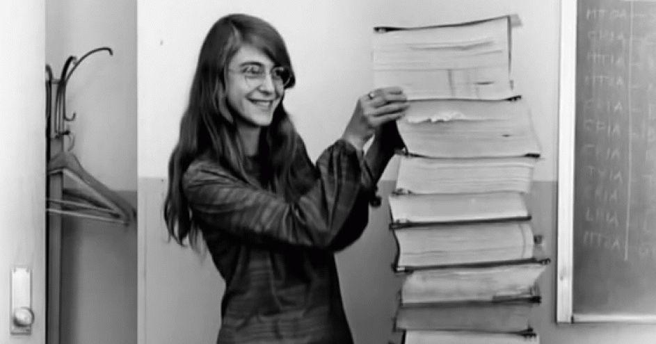 Margaret Hamilton: Lead Software Designer, Apollo Missions