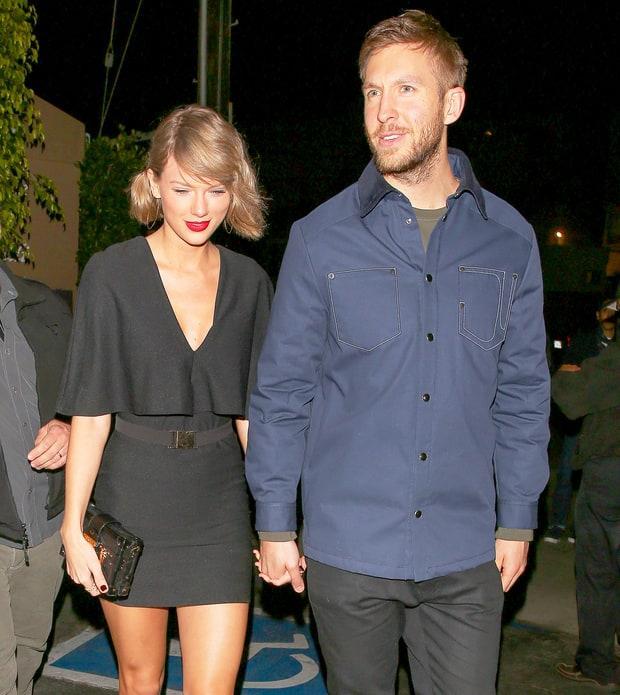 settimane dalle definitiva rottura tra Taylor Swift e Calvin Harris