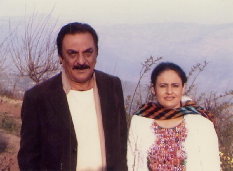 Family Of Abid Ali   Reviewit.pk