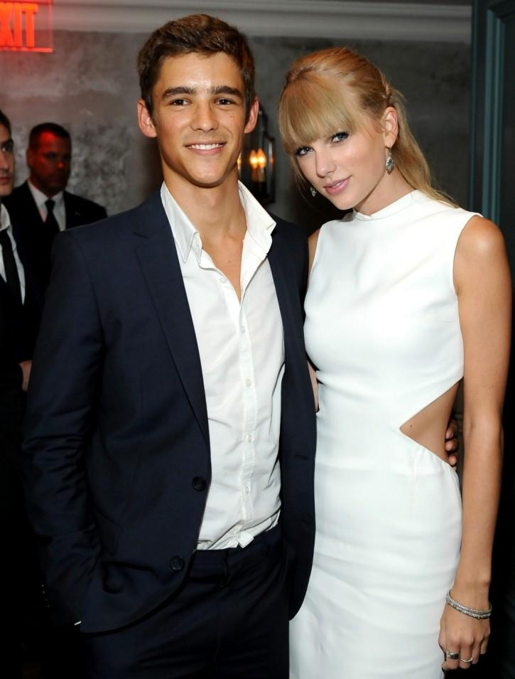 Taylor Swift dating Maleficent actor Brenton Thwaites after breaking