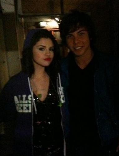 Selena Gomez and Cameron Quiseng | Flickr - Photo Sharing!