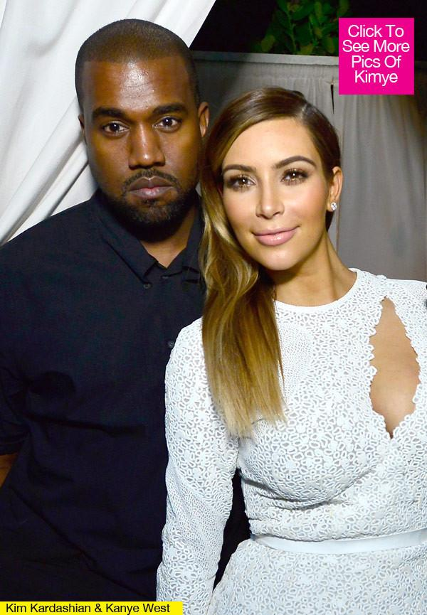 Kim Kardashian & Kanye West Will Marry In June Report