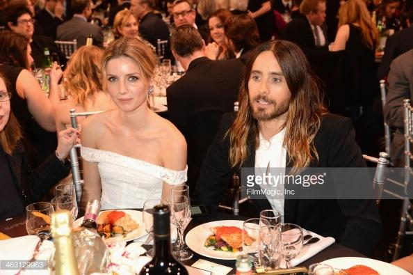 actosr jared leto annabelle wallis attend the 19th annual critics news