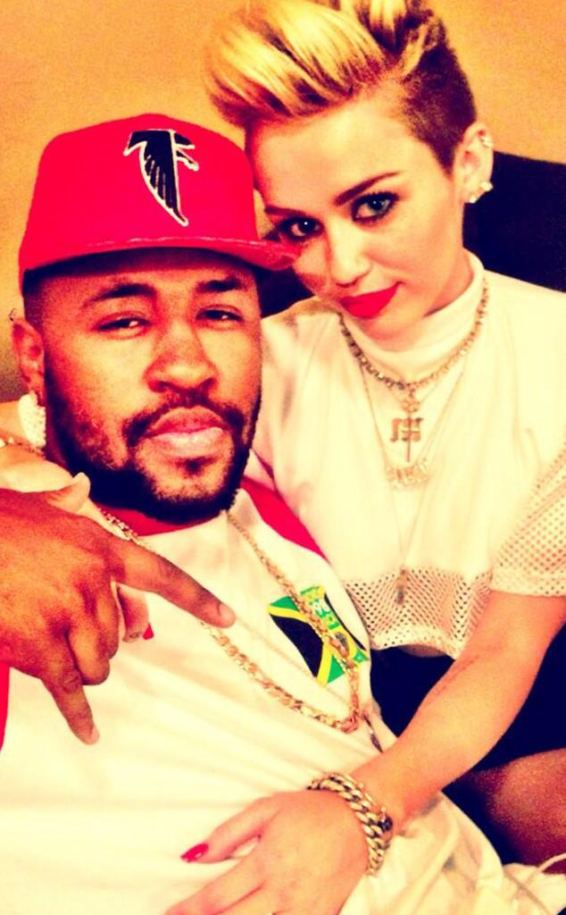 Miley Cyrus, Mike Will Made It Twitter