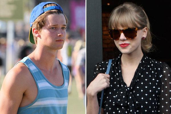 Taylor Swift Spends July 4th with Patrick Schwarzenegger and Kennedys
