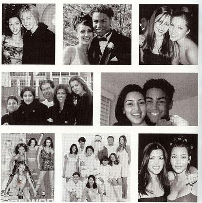 Kim Kardashian, TJ Jackson images