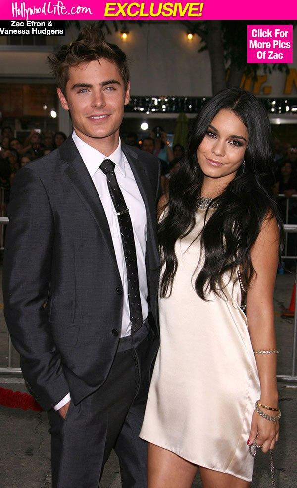 Vanessa Hudgens & Zac Efron Getting Back Together? Will She Take
