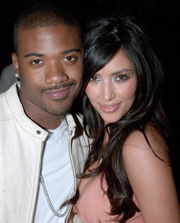 Kim Kardashian & Ray-J Relationship Through Photos