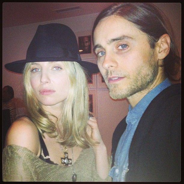 Annabelle Wallis and Jared Leto Wallpapers