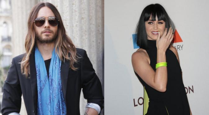 Jared Leto dan Katy Perry disebut-sebut akan menjadi pasangan yang