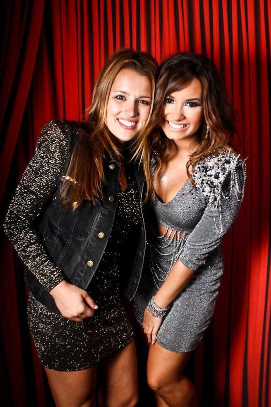 Demi Lovato, Cody Linley photos