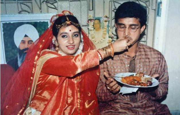 Sourav Ganguly's Illustrious Love Story: Dadagiri Off The Field