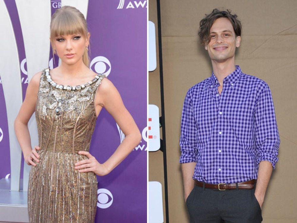 Matthew Gray Gubler & Taylor Swift The Truth About Their
