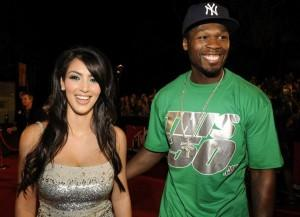 Kim Kardashian 50 Cent Whos Dated Who Dating History