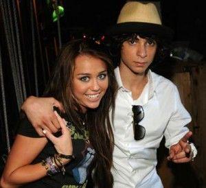 Poze cu Adam G. Sevani și Miley Cyrus