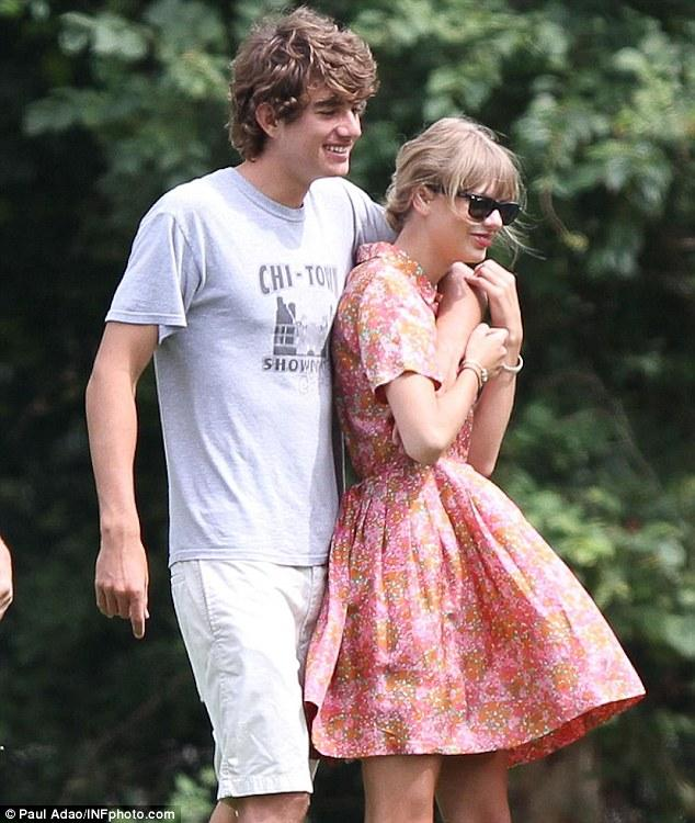 Summer romance over: Taylor Swift and Conor Kennedy have split after a