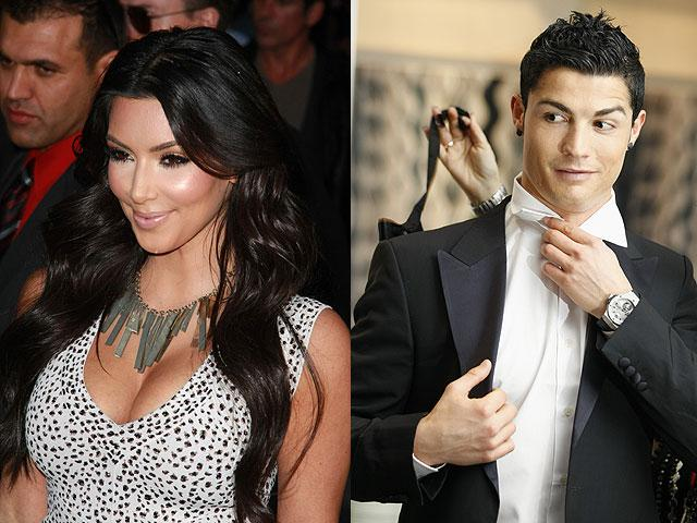 Download image Kardashian Kim Cristiano Ronaldo PC, Android, iPhone