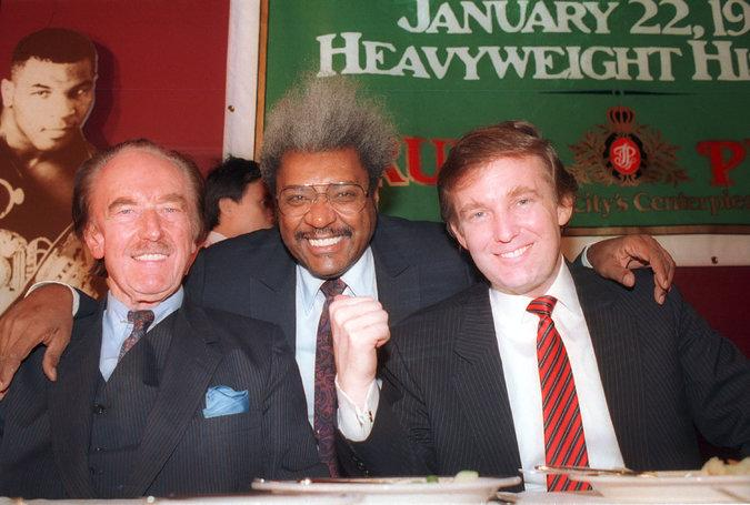 Fred Trump Taught His Son The Essentials Of Showboating Self
