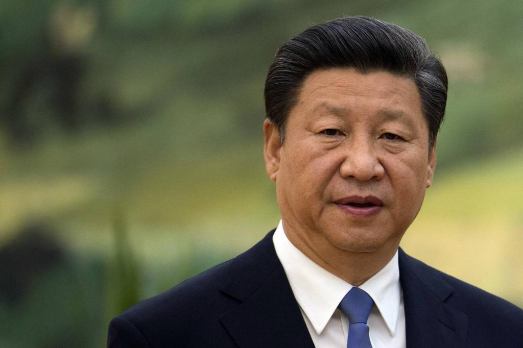 5 Things To Know About China's Xi Jinping - Briefly - WSJ