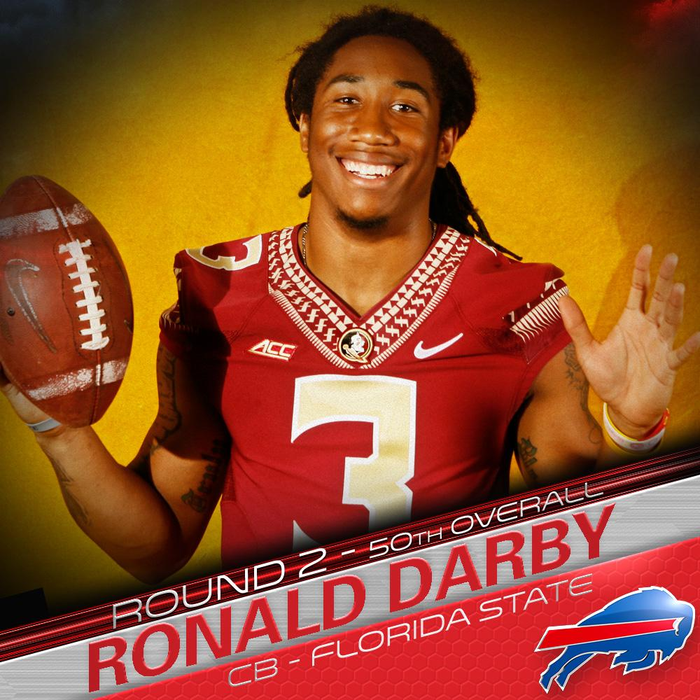 5 Things To Know About Ronald Darby