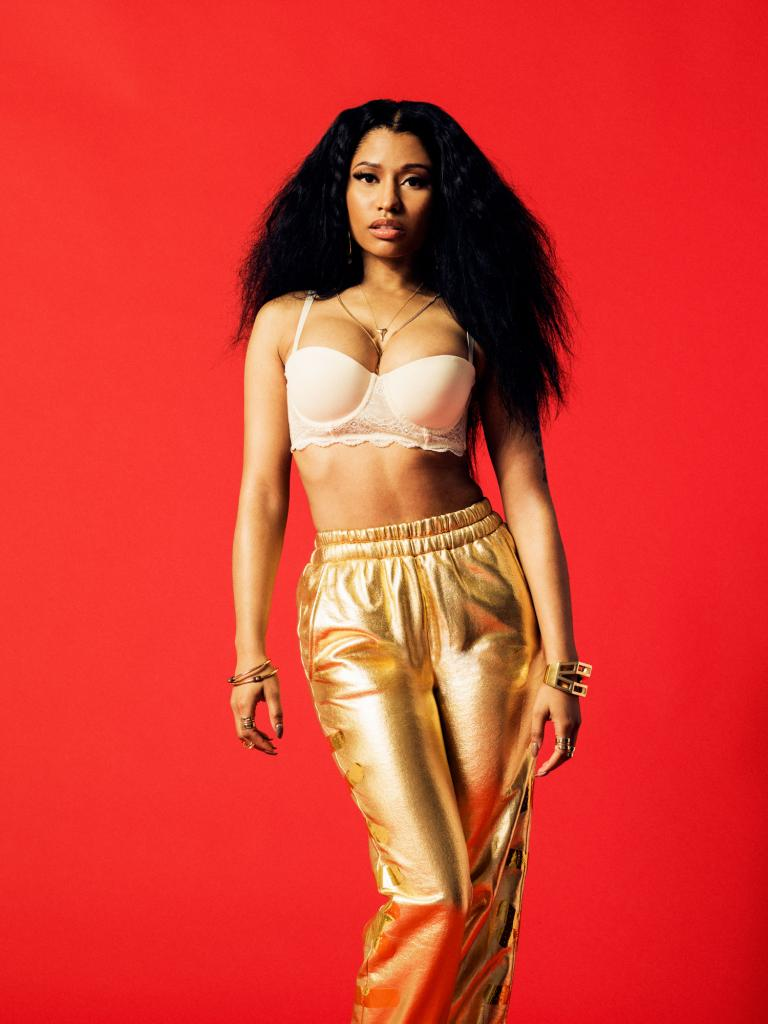 5 Things You Didn't Know About Nicki Minaj - Vogue