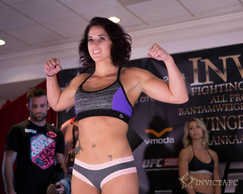Amanda Cooper   MMA      BJJ   Awakening Fighters