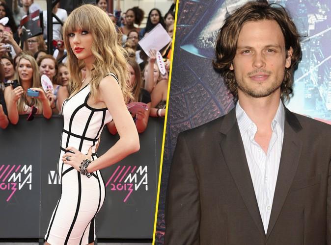 Taylor Swift : en couple avec Matthew Gray Gubler d'Esprits Criminels