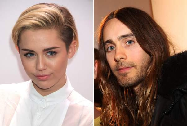 Miley Cyrus And Jared Leto Could Be The Least Confusing Couple